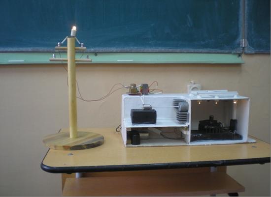 Электропечка 12 вольт своими руками