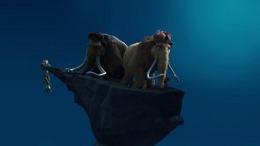 """Физические силы и явления в мультфильме """"Ледниковый период 2: Глобальное потепление"""""""