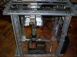 Сверлильный станок оригинальной конструкции с ЧПУ (статья 2)