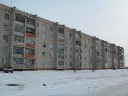 Почему в поселке Новоорск не строят высокоэтажных зданий?
