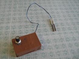 Сигнализатор высыхания почвы