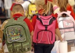 Портфель и здоровье школьника