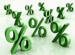 """""""Говорящие"""" проценты"""