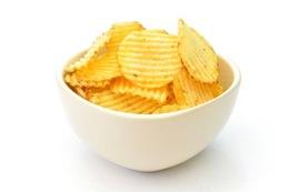 Изучение качественного состава образцов чипсов