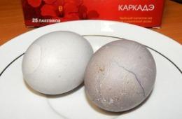 Использование природных красителей для окрашивания яиц