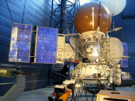 Использование аэростатных модулей для изучения Венеры