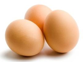 Опыты с куриными яйцами