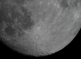 Наблюдение и съемка Луны в телескоп рефлектор