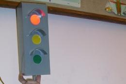 Изготовление макета «Светофор»