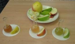 Яблоки - кладовая здоровья